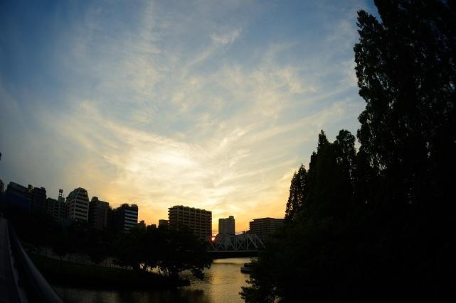 18淀川の夕景.jpg